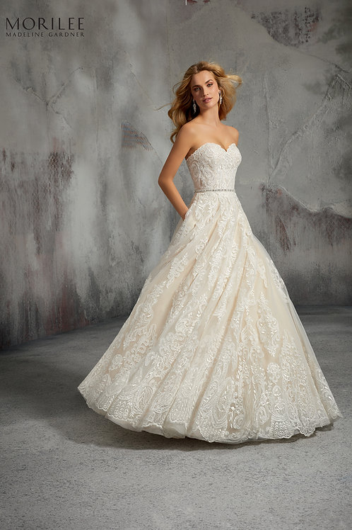 Mori Lee 8273 Lisa