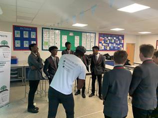 Goffs-Church Gate Academy Workshop