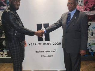 Year of Hope 2020