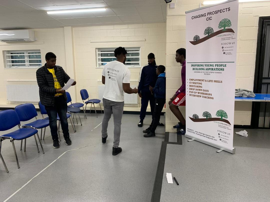 'Careers and Barriers' Workshop