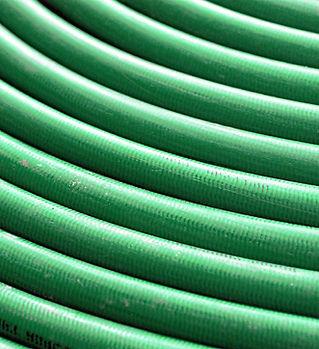 Green Water Hose