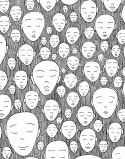 Dreaming Faces