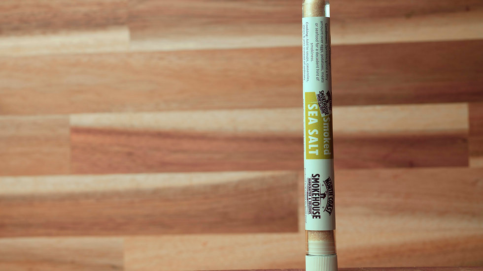 Smoked Sea Salt 20g (tube)