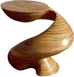 Swirl 16 Table