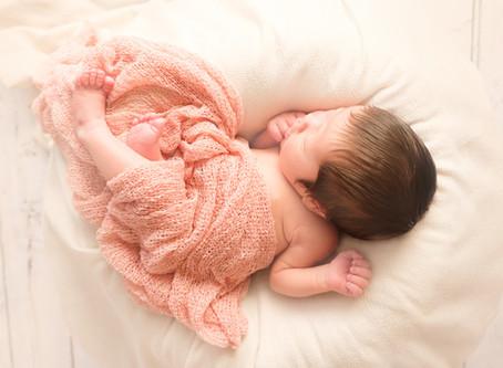 Wunderbare erste Zeit mit eurem Baby!
