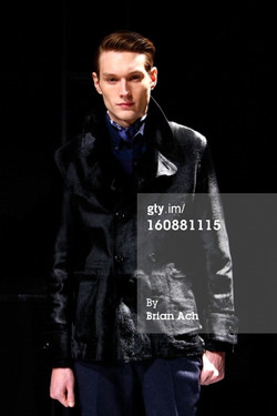 Grooming for Todd Snyder MBFW 2013
