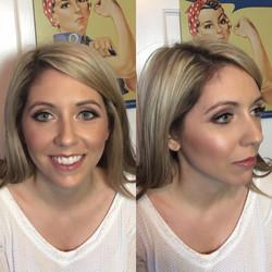 Makeup for Bride