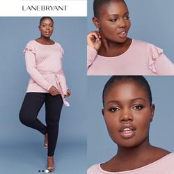 Makeup for Lane Bryant