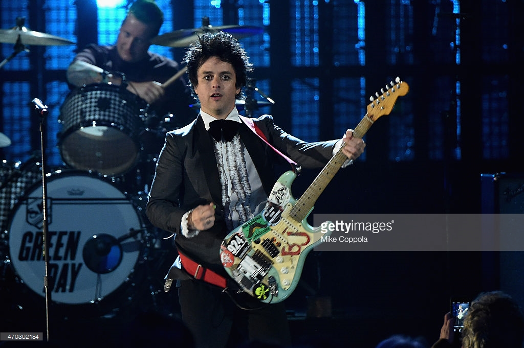 Rock Hall Inductions 2015