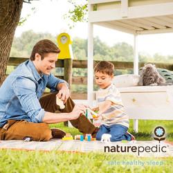 Grooming for Naturepedic