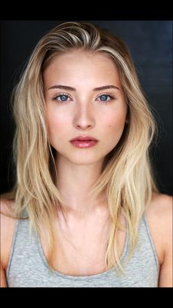 Makeup/Hair for Model