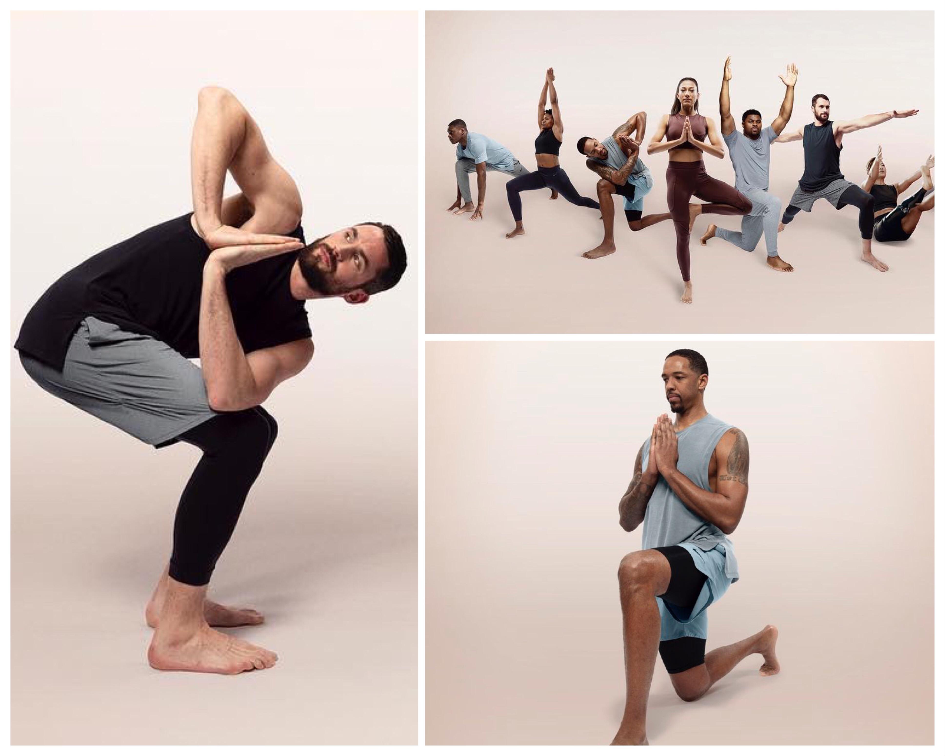 Nike Yoga Launch