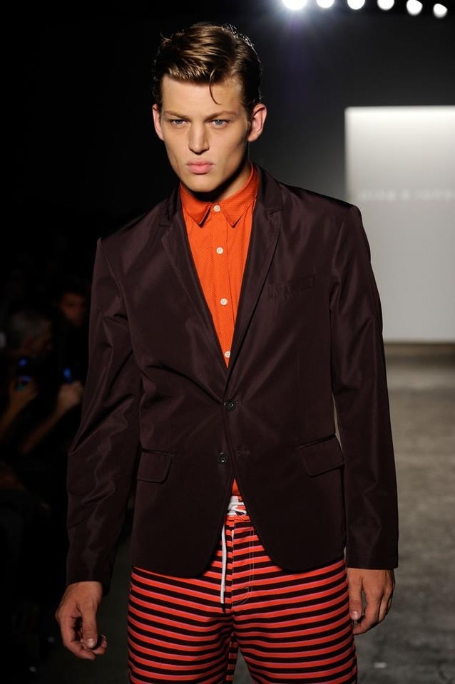 Grooming for Parke & Ronen NYFW 2012