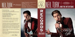 Makeup/Grooming for Neil