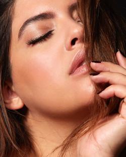 Makeup for Denise Bidot