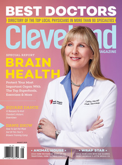 MakeupHair for Cleveland Magazine