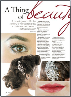Makeup for Beauty Spread