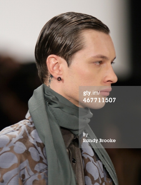 Grooming for AAU NYFW 2014