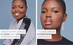 Lane Bryant Campaign- Makeup for Tash
