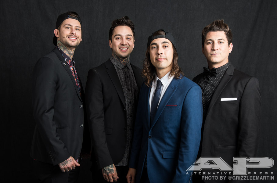 Grooming for Pierce the Veil