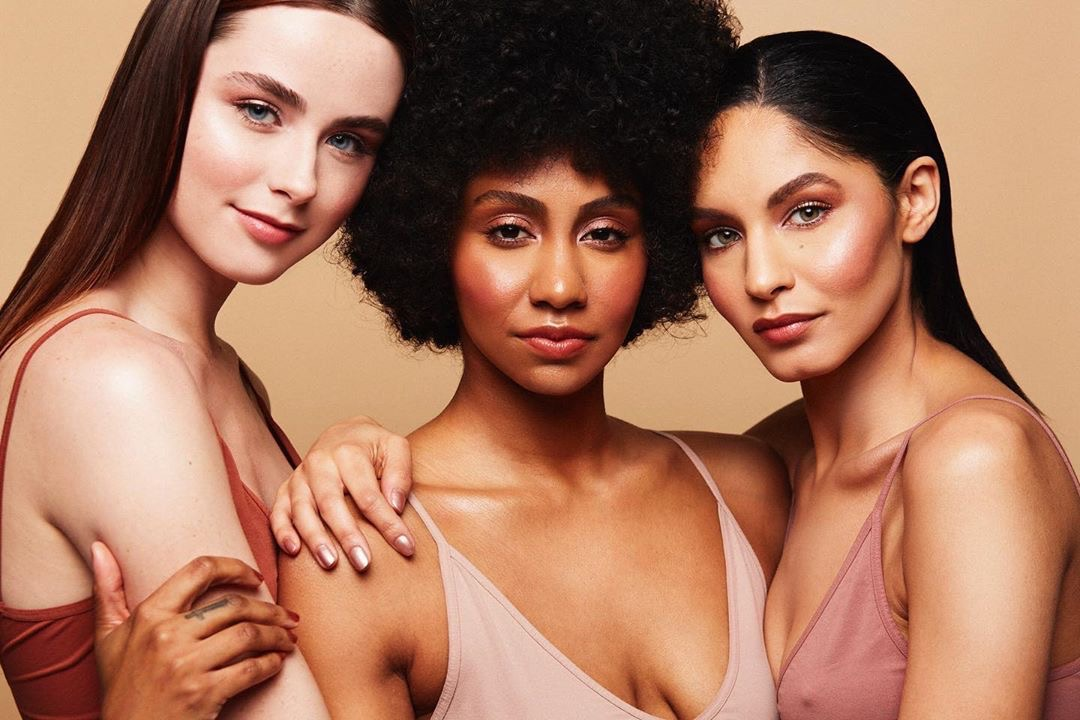Glam & Grace Beauty Campaign