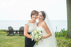 Makeup for Bride and Mother