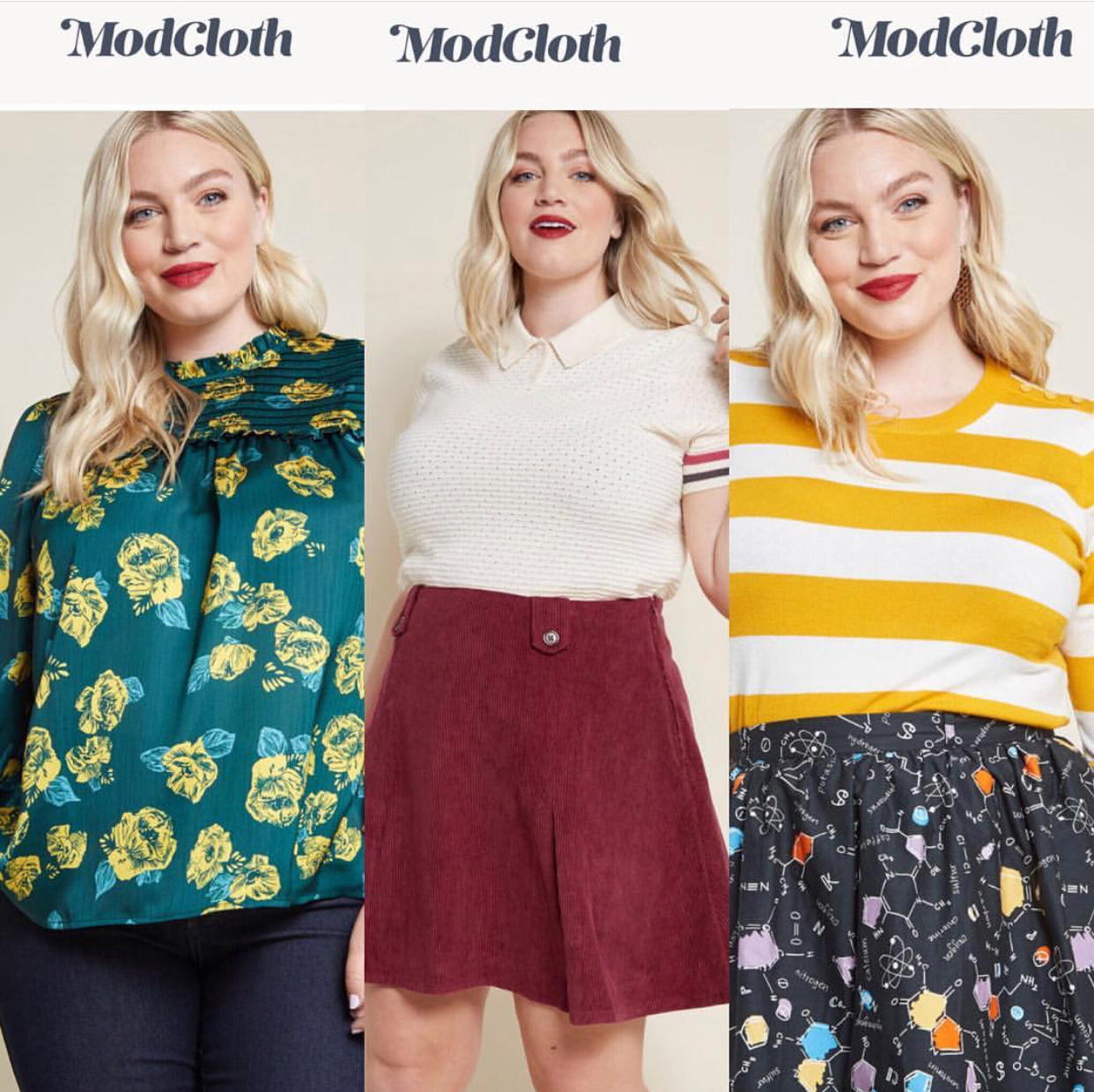 Makeup for Modcloth