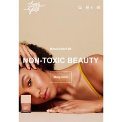 Glam + Grace Makeup Campaign