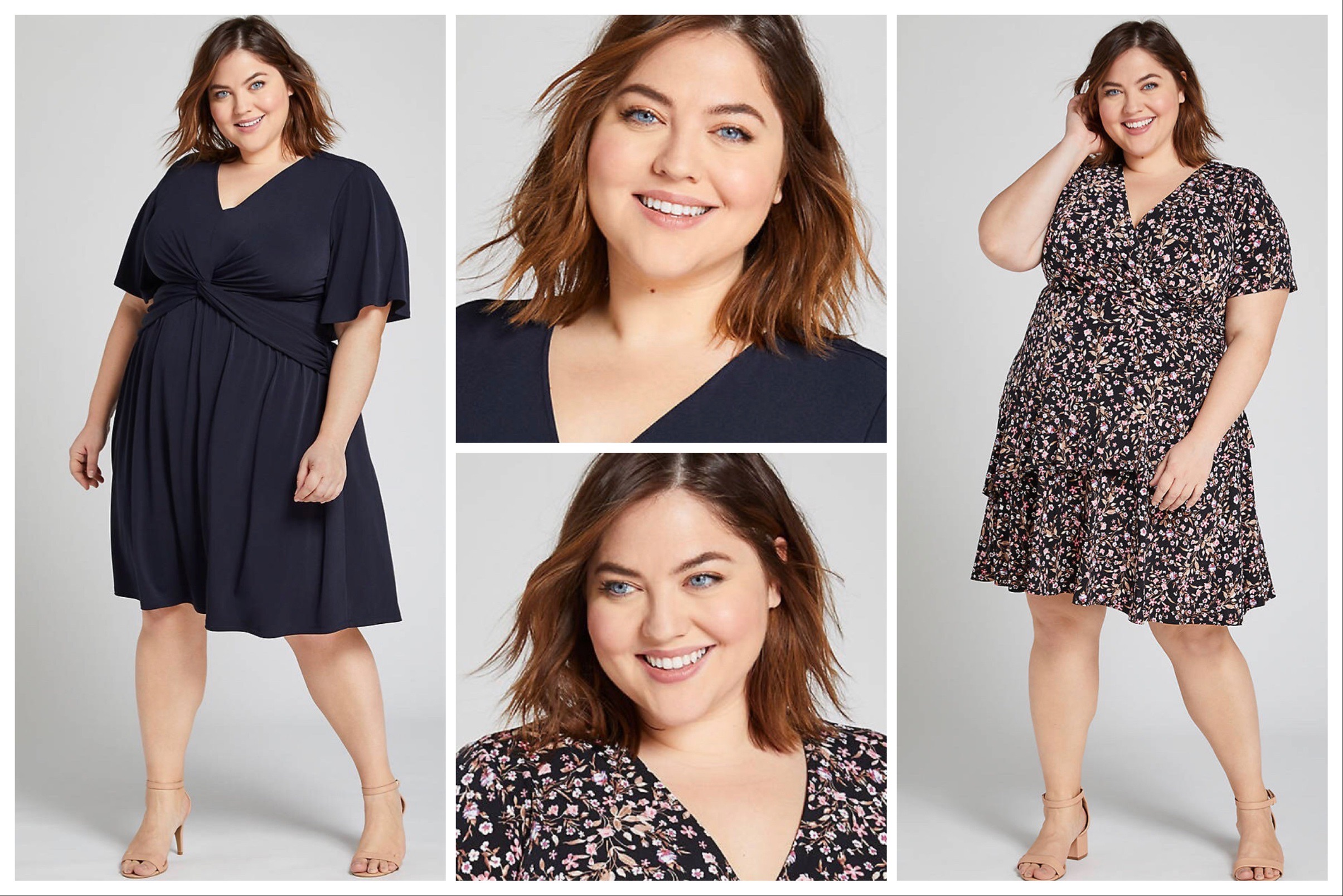 Makeup/Hair for Lane Bryant