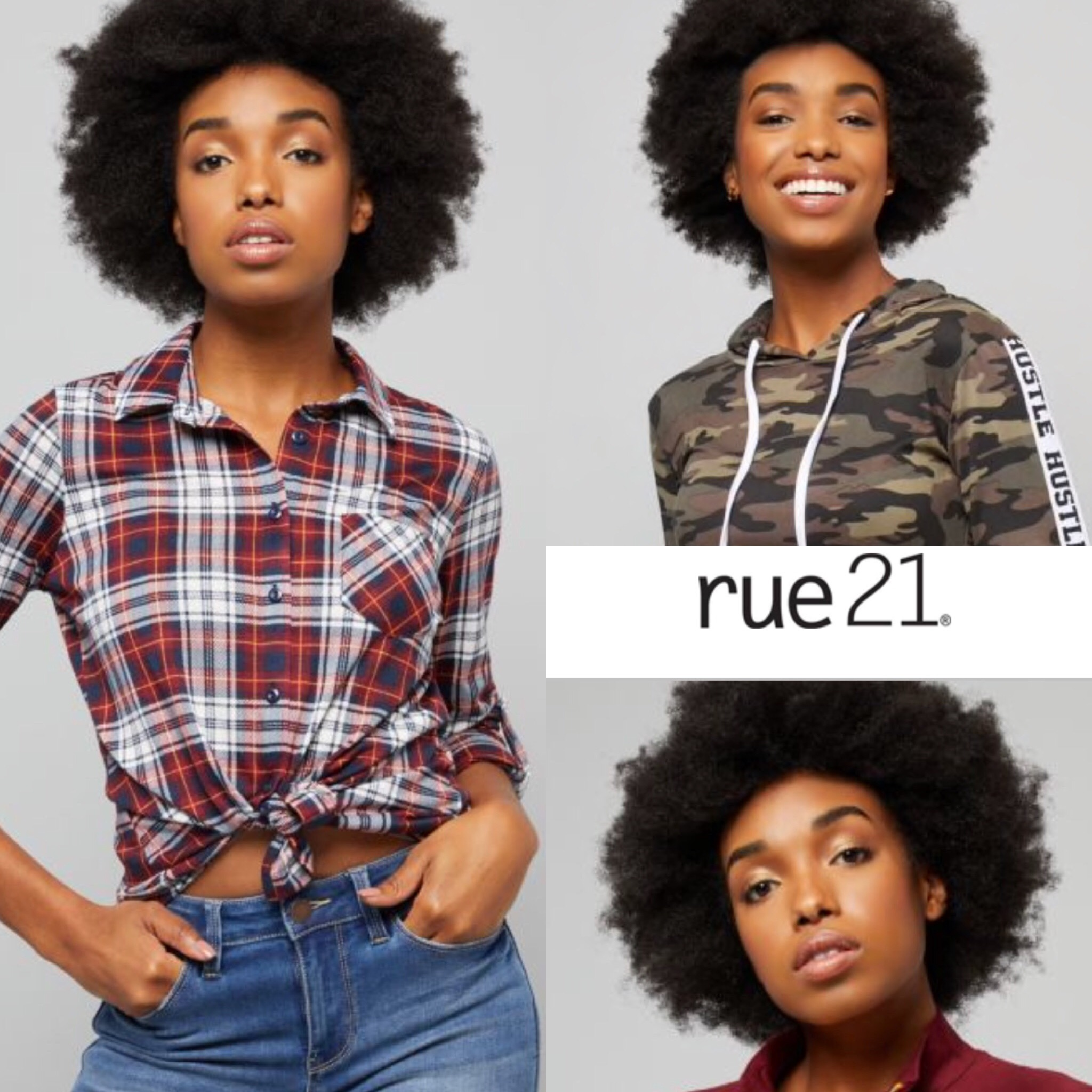Makeup/Hair for Rue21