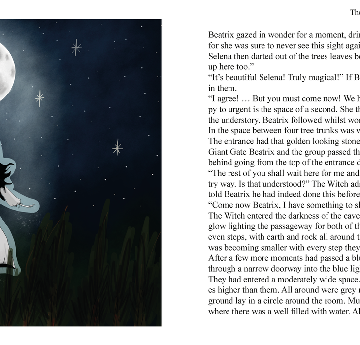 The Moonlight Soul by Lydia Maycock_Page