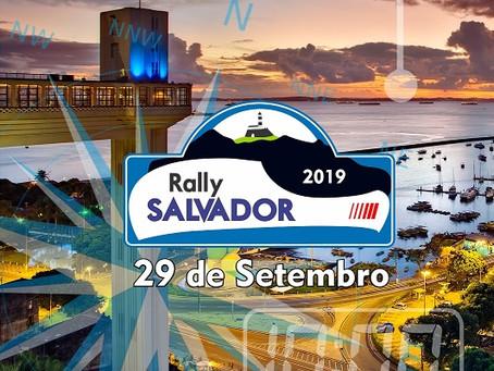 VEM AÍ, O RALLY SALVADOR 2019
