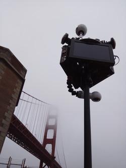 San Francisco. Golden Gate Bridge