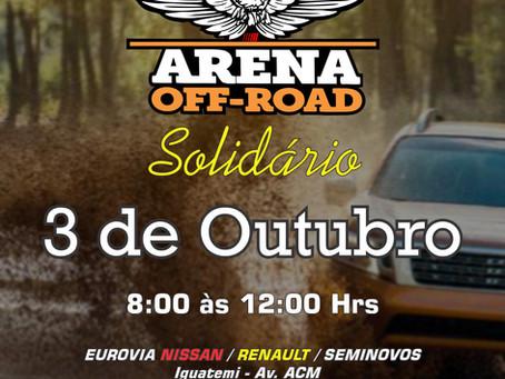 ARENA OFF ROAD 2020 SOLIDÁRIO