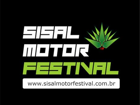 Vem aí o SISAL MOTOR FESTIVAL 2021!