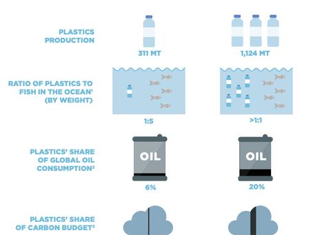 2050年には、魚よりプラスティックの方が海に多く生息する時代が到来するのか?プラスティック問題とは?
