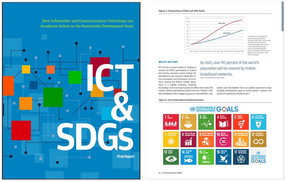 エリクソン SDGsレポート