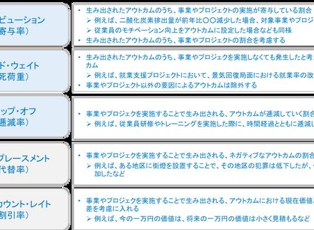 【第六話】社会的インパクト測定における主要な考慮事項