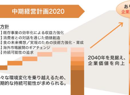 日本ハムによる、中期経営計画とSDGsへのアクション