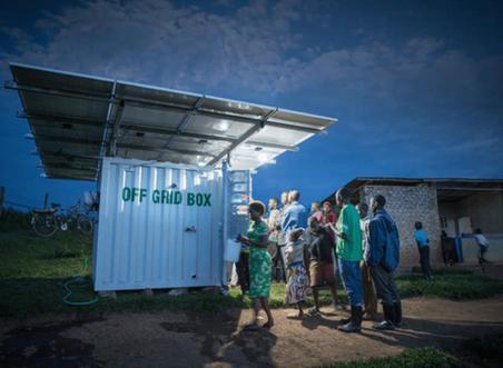 海外のCSVや社会起業家の取り組み事例紹介〜Maji Mamas、OffGridBox、Malnutrition Matters〜