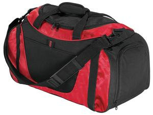 Port & Company® - Improved Two-Tone Small Duffel