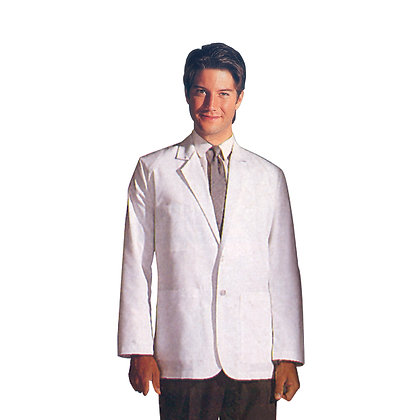160 - soft twill consultation jacket.
