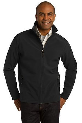 Port Authority® Tall Core Soft Shell Jacket.