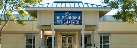 Welcome Coalinga Regional Medical Center
