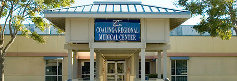 Welcome Coalinga Regional Medical Center