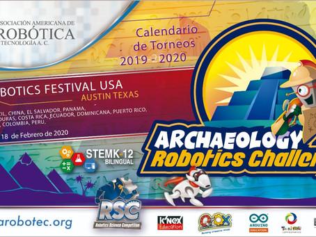 FESTIVAL DE ROBÓTICA USA