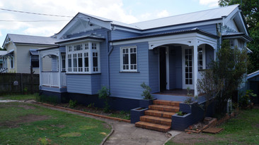 WOODLAND - ASHGROVE RENOVATION