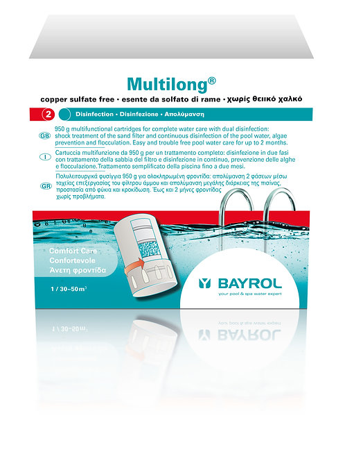 Chlorilong Ultimate 7 Bloc (multilong)