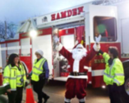 SB18, Santa's arrival.jpg