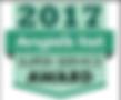 Milwaukee Windows Super Service Award Winner 2017